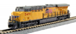Kato (USA) 176-8922 GE ES44AC Gevo Union Pacific 5475